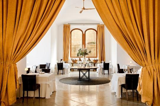 La Fortaleza, der Luxus der mediterranen Küche.